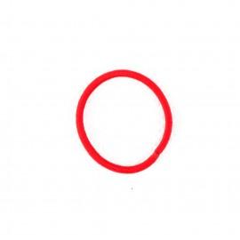 Piros hajgumi