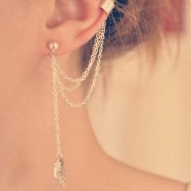 Speciális függős fülbevaló