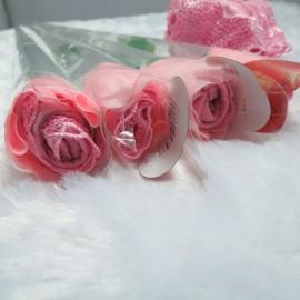 Rózsaszín fehérneműrózsa