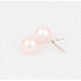 Halvány rózsaszín gyöngy