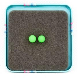 Matt zöld gyöngy