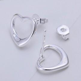 Szív alakú fülbevaló