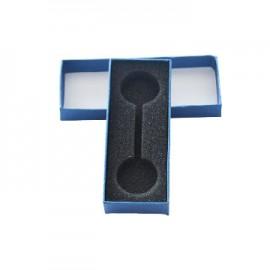 11x4,5-ös kék papírdoboz