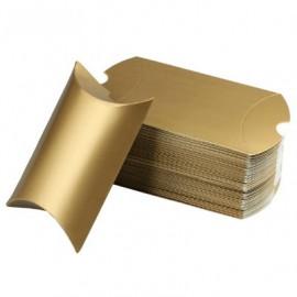 Arany hajtogatható díszdoboz