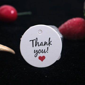 Thank You + szív