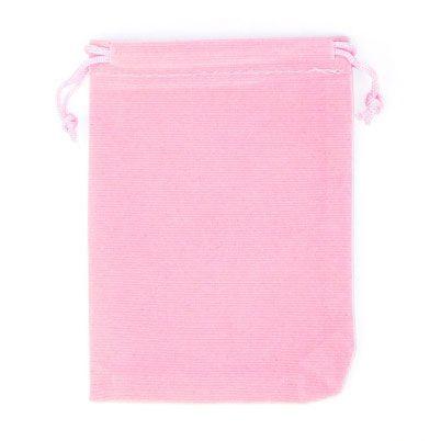 Rózsaszín ajándékzsák