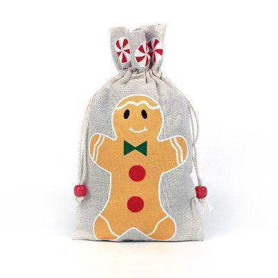 Sütiember karácsonyi ajándékzsák