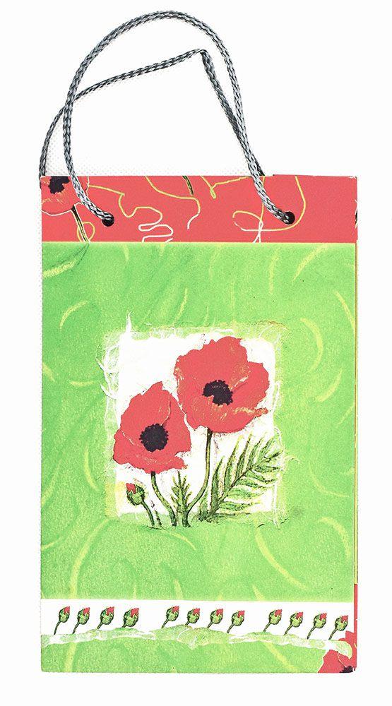 Tulipános táska