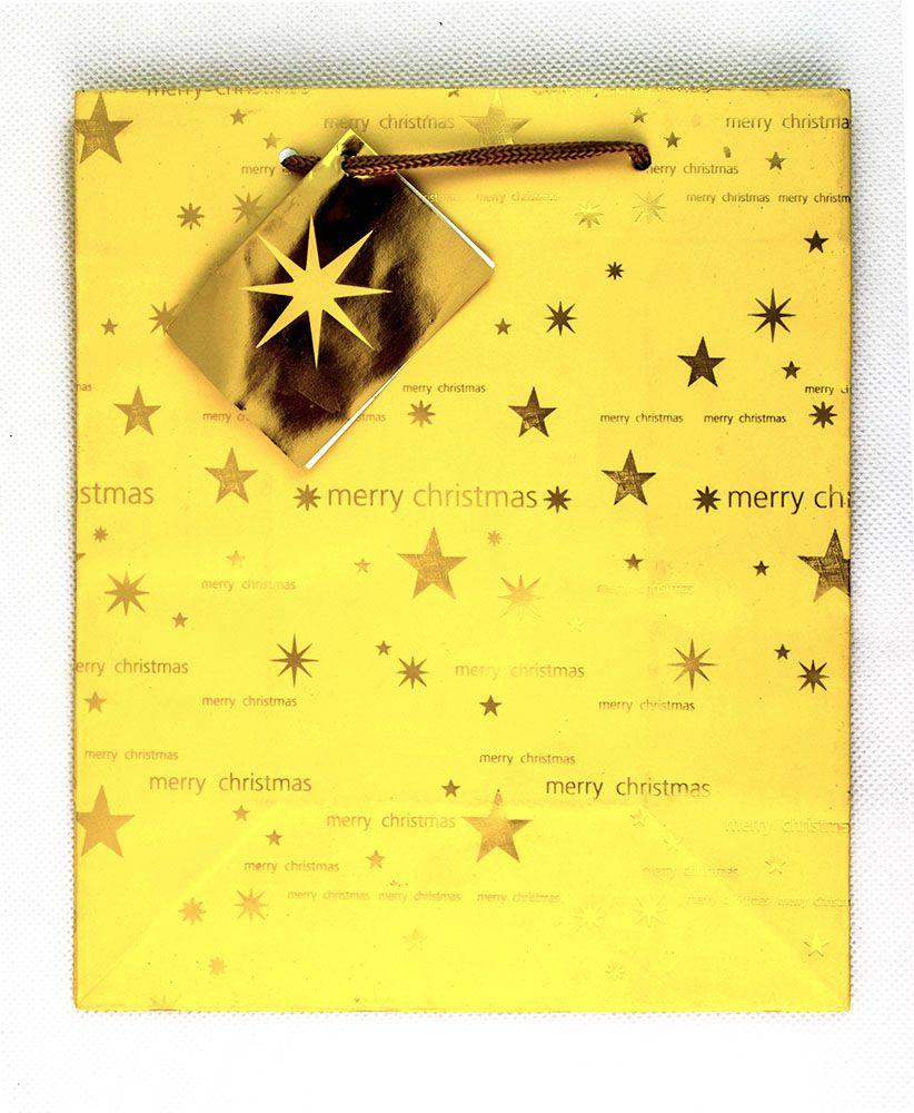 Karácsonyi csillagos táska