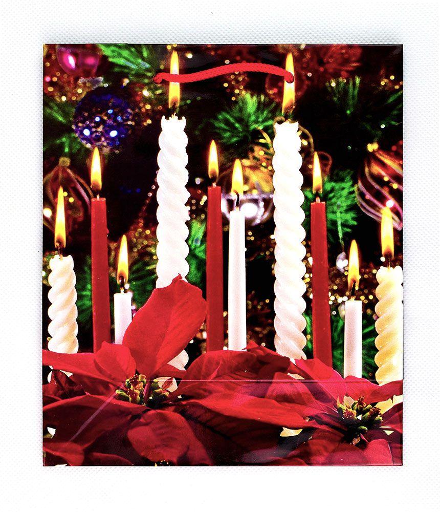 Karácsonyi gyertyák