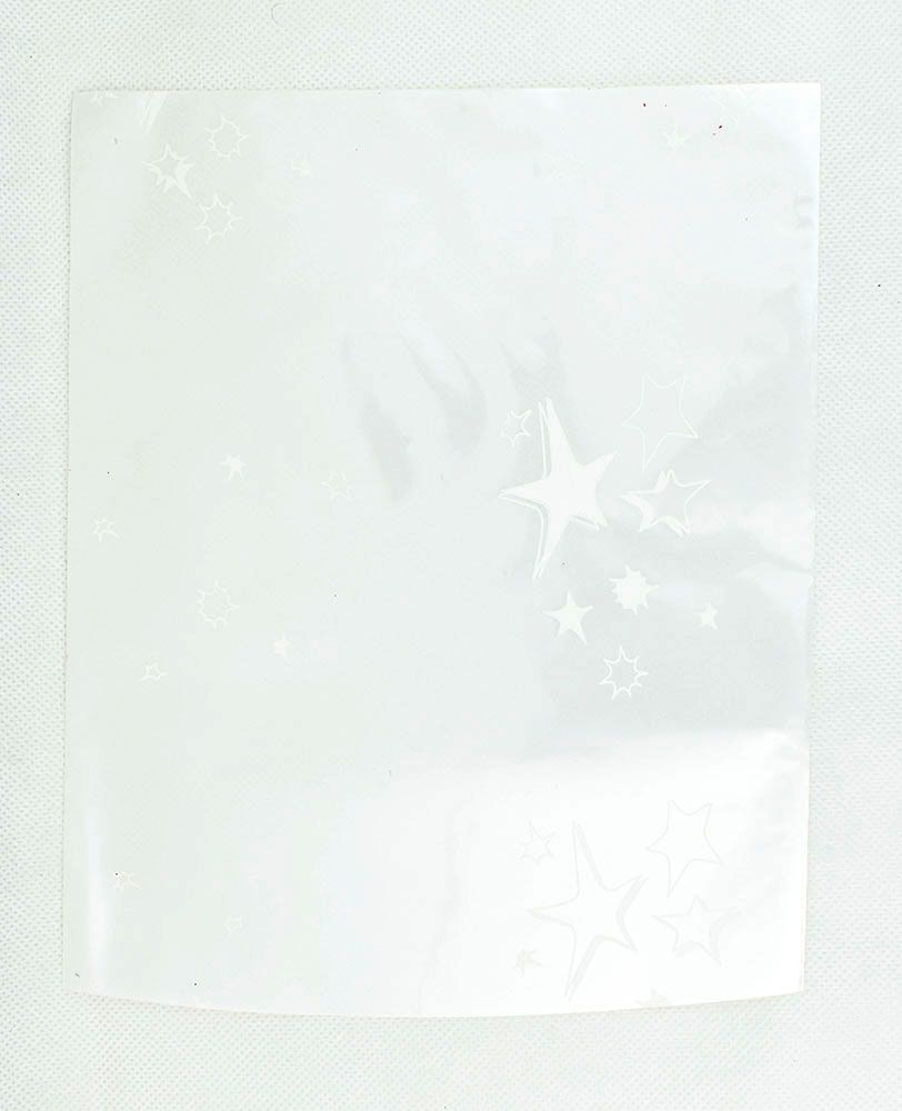 Csillagos-hópihés zacskó